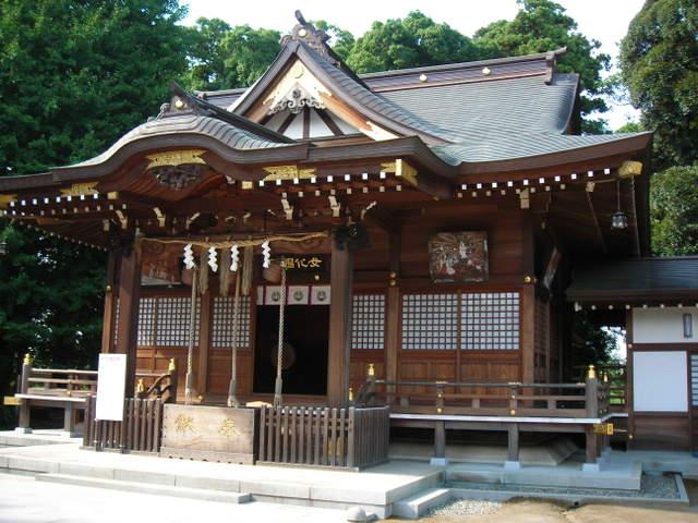 女化神社 その1
