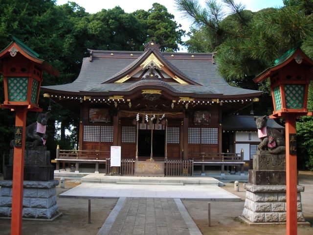 女化神社 その2