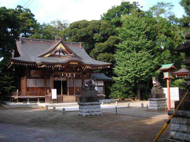 女化神社 その7