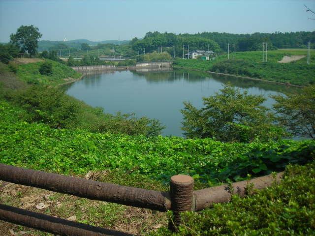嵐山花見台の公園 その1