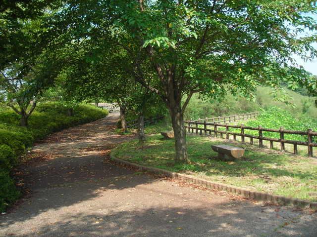 嵐山花見台の公園 その2