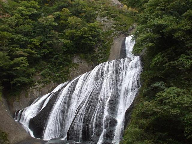 袋田の滝 その1