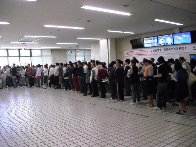 センター 二俣川 混雑 免許